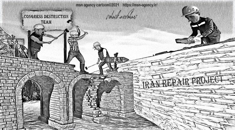 روابط ایران و آمریکا، نقطۀ پایان تاریخی