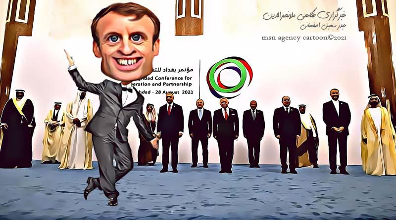 فرانسه از سوریه همسایهتر است!